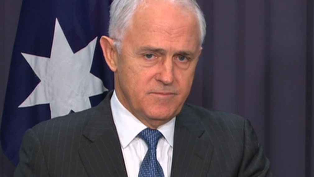 Turnbull takes tougher line on citizenship