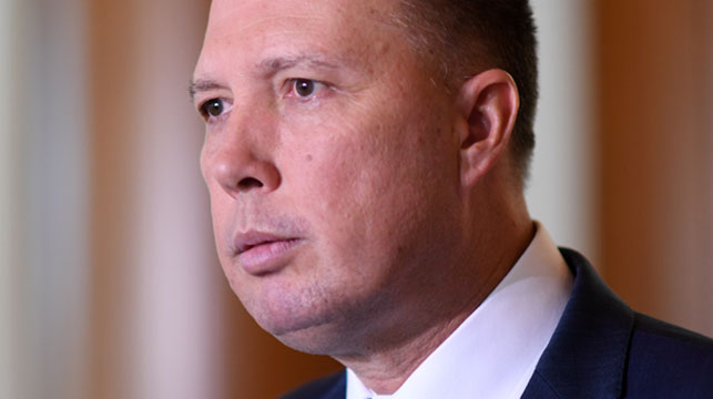 Peter Dutton calls for postal vote on same sex marriage