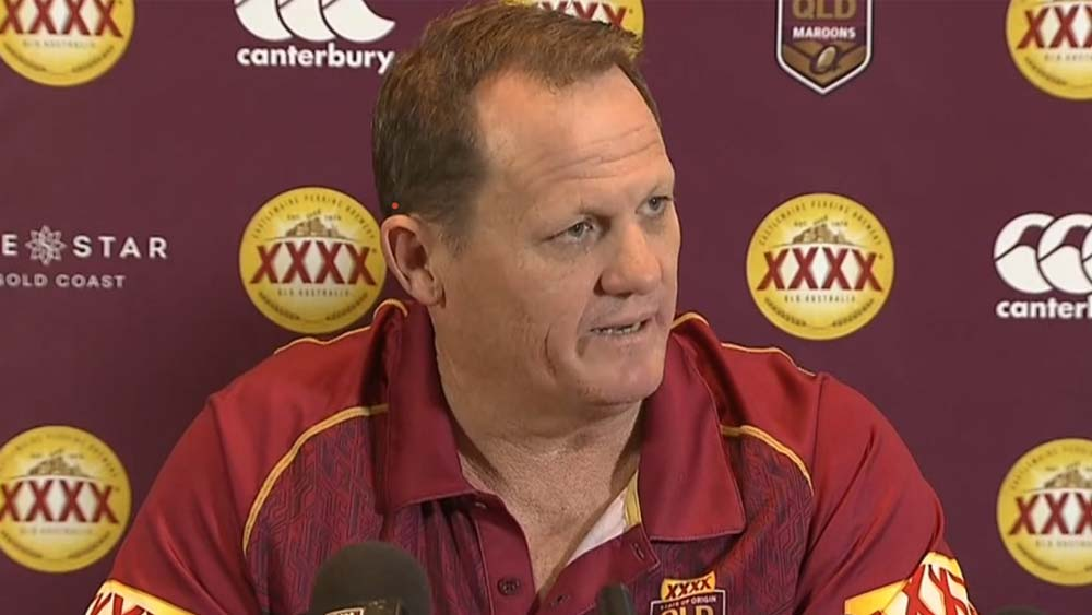 State of Origin teams: Kevin Walters explains rationale behind selecting a squad
