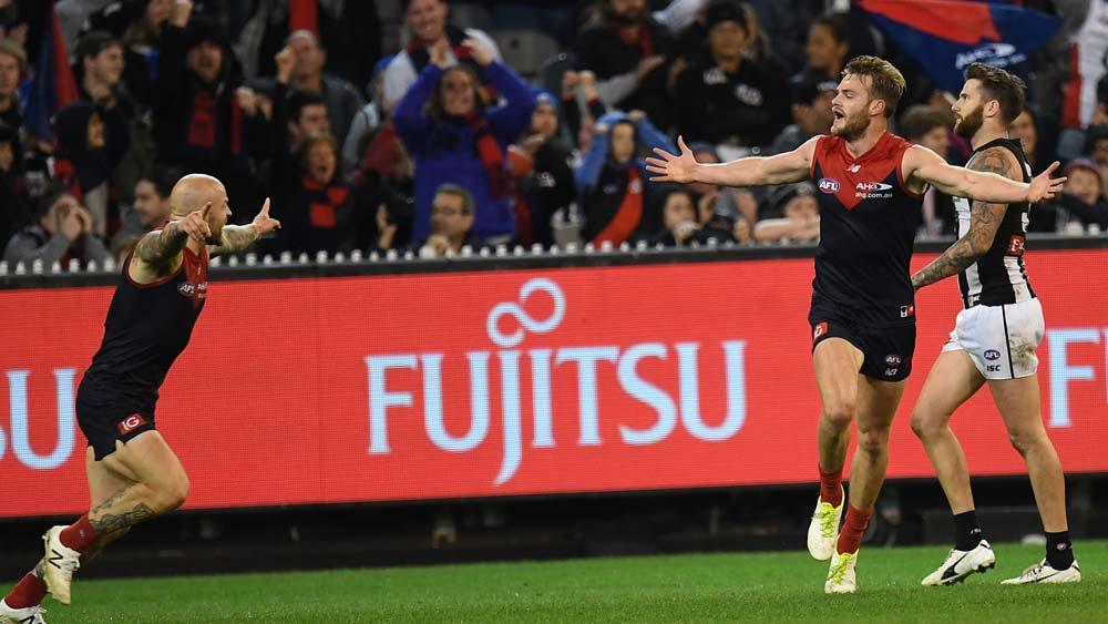 Melbourne Demons forward Jack Watts