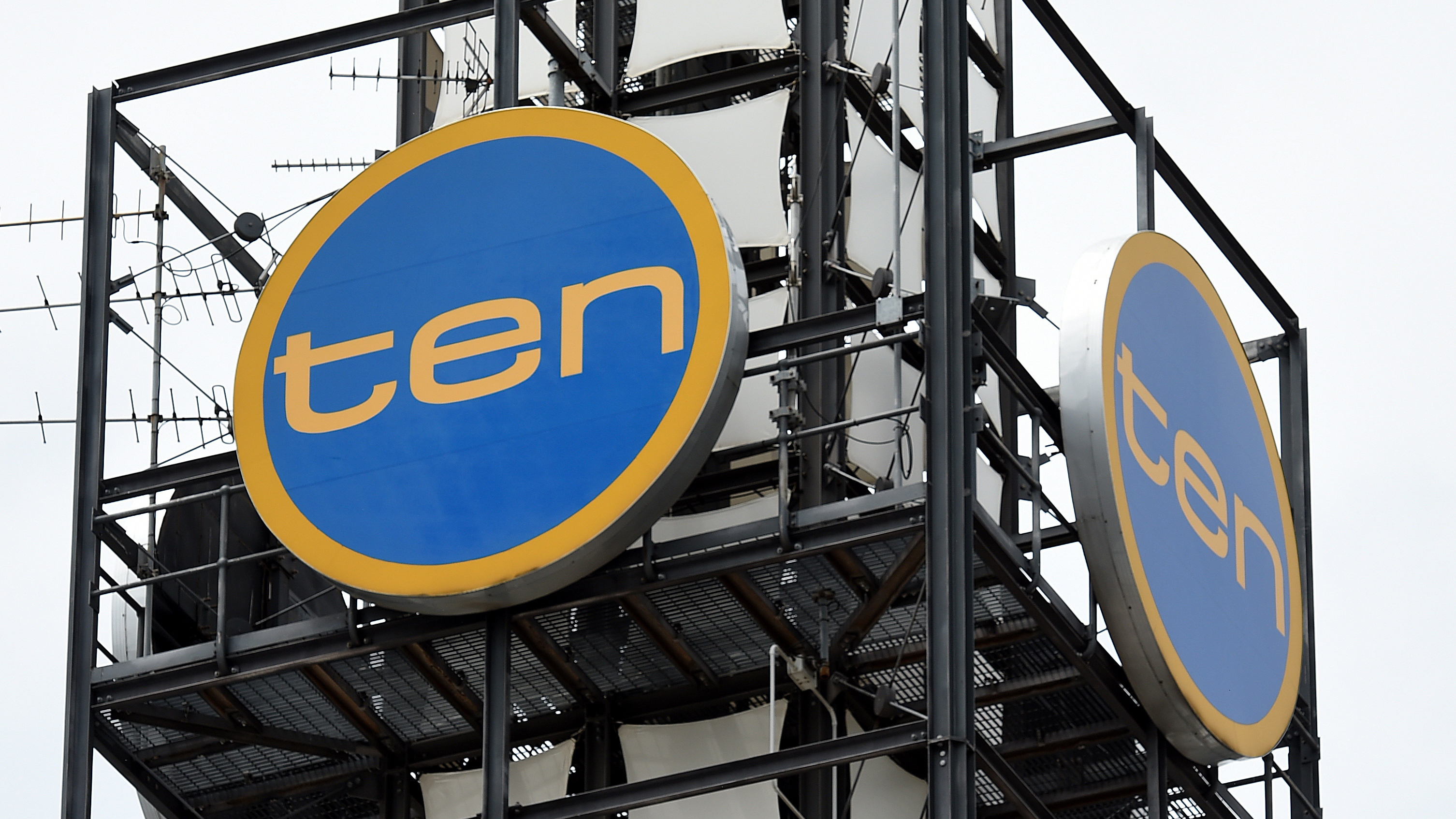 Network Ten has entered voluntary administration. (AAP)