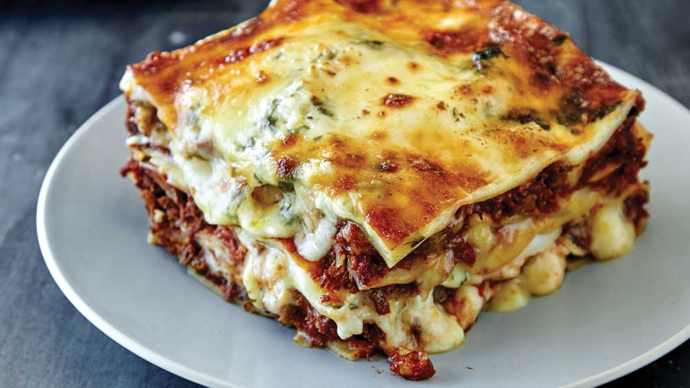 Osso bucco and pork shoulder lasagne_thumb