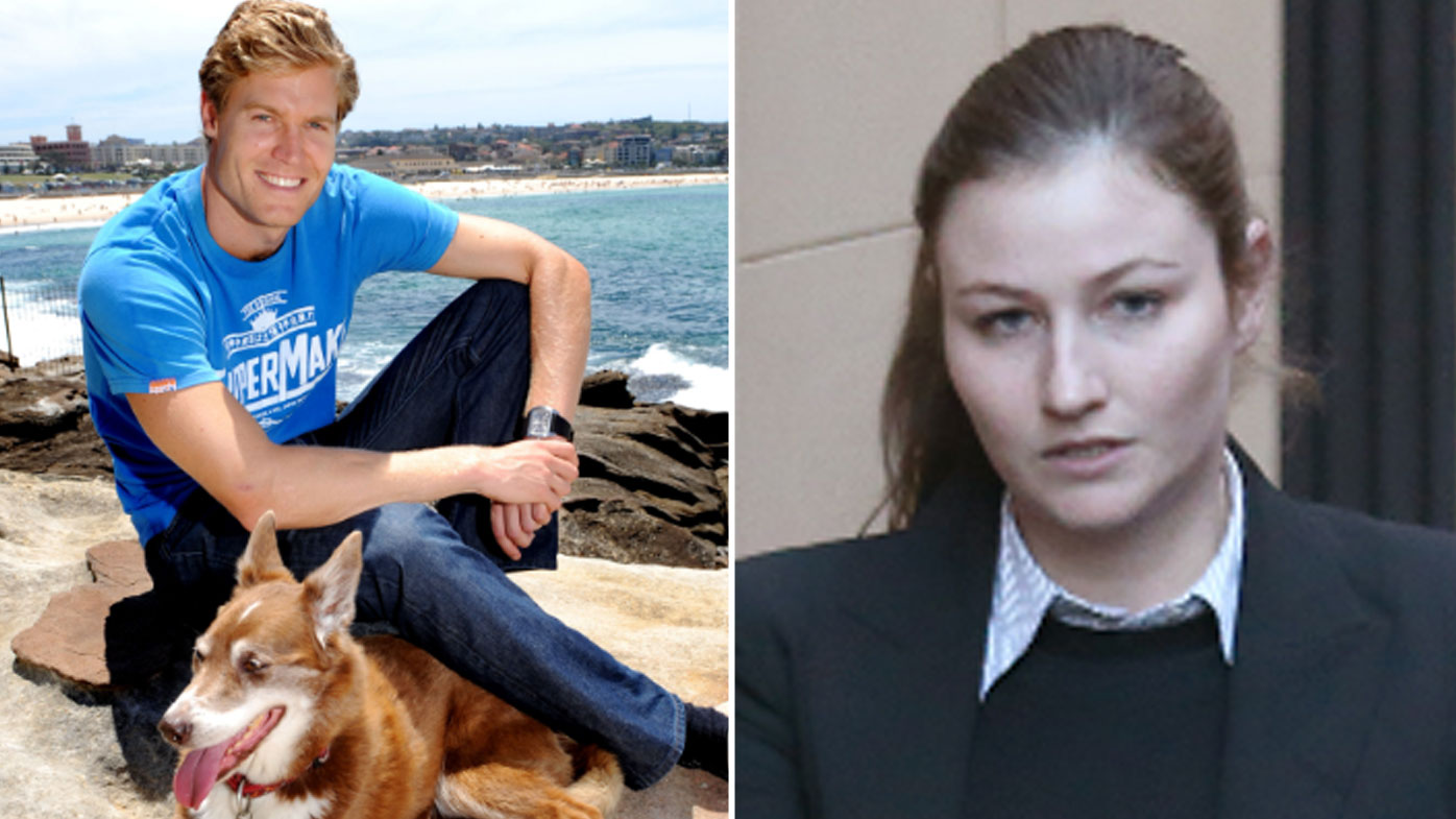 Harriet Wran working with Bondi Vet