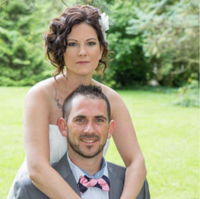 Hombre mata a ex esposa atándola a las vías del tren