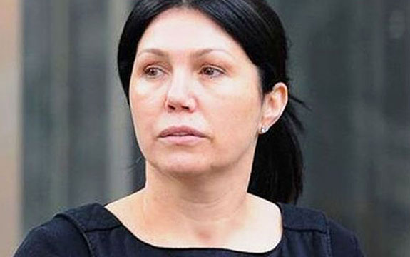 Roberta Williams and her daughter could be evicted from her home over her dead ex-father-in-law's debts. (AAP)