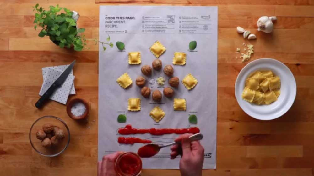 IKEA pasta for Cook This Page