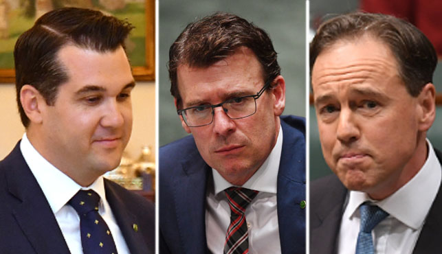 Ministers take back comments about Victorian judiciary