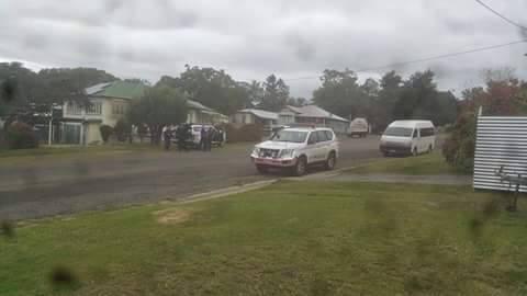 Man sparks siege in rural town of Toogoolawah