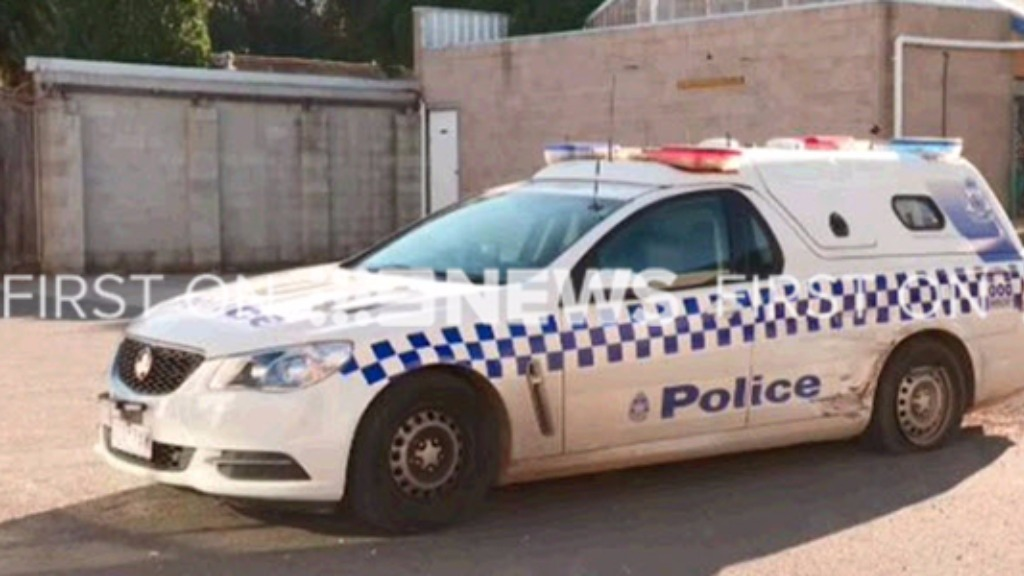 Officers track teens who allegedly rammed police vehicles in Victoria