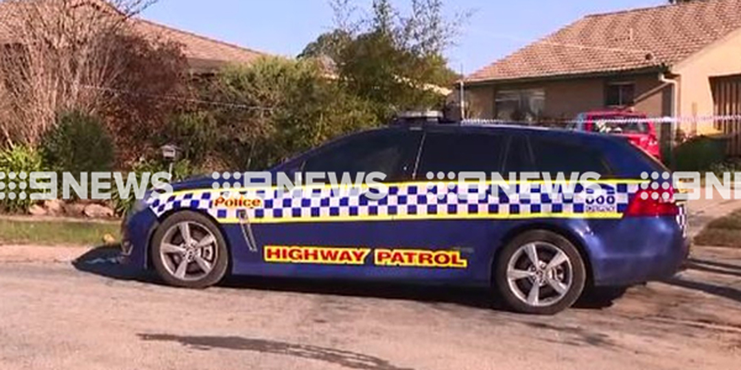 Police were called to the gathering about 11.30pm yesterday. (9NEWS)