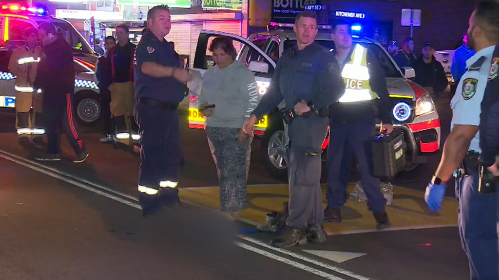 Sydney boy hit by car while crossing road left with serious injuries