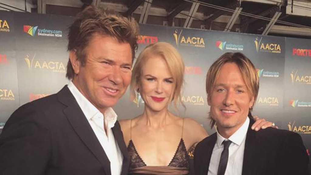 Happy 50th Nicole Kidman: Richard Wilkins' personal tribute to the girl with 'flaming red curls' who became a star