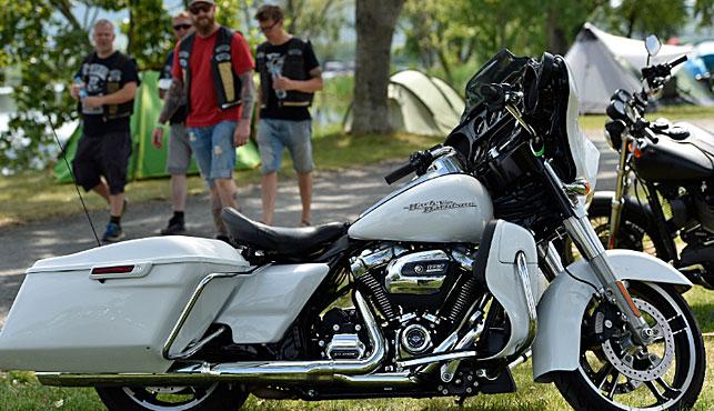 Ducati Harley Merger
