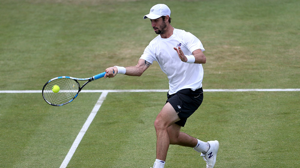 Big Men Cilic, Querrey, Medvedev Queen's Winners Thursday