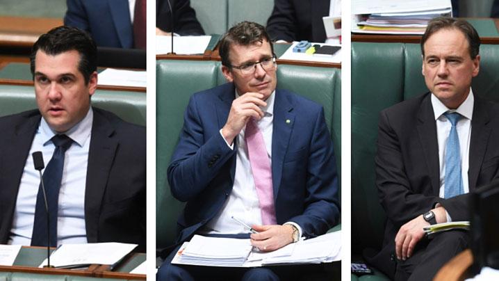 Ministers escape Vic contempt charge
