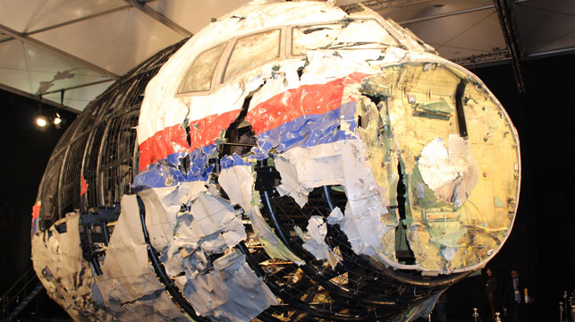 Australian MH17 class action restricted