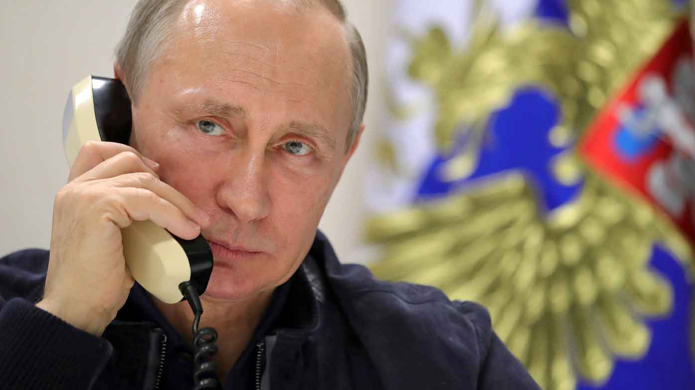 Putin directly ordered cyberattacks on Clinton campaign: report