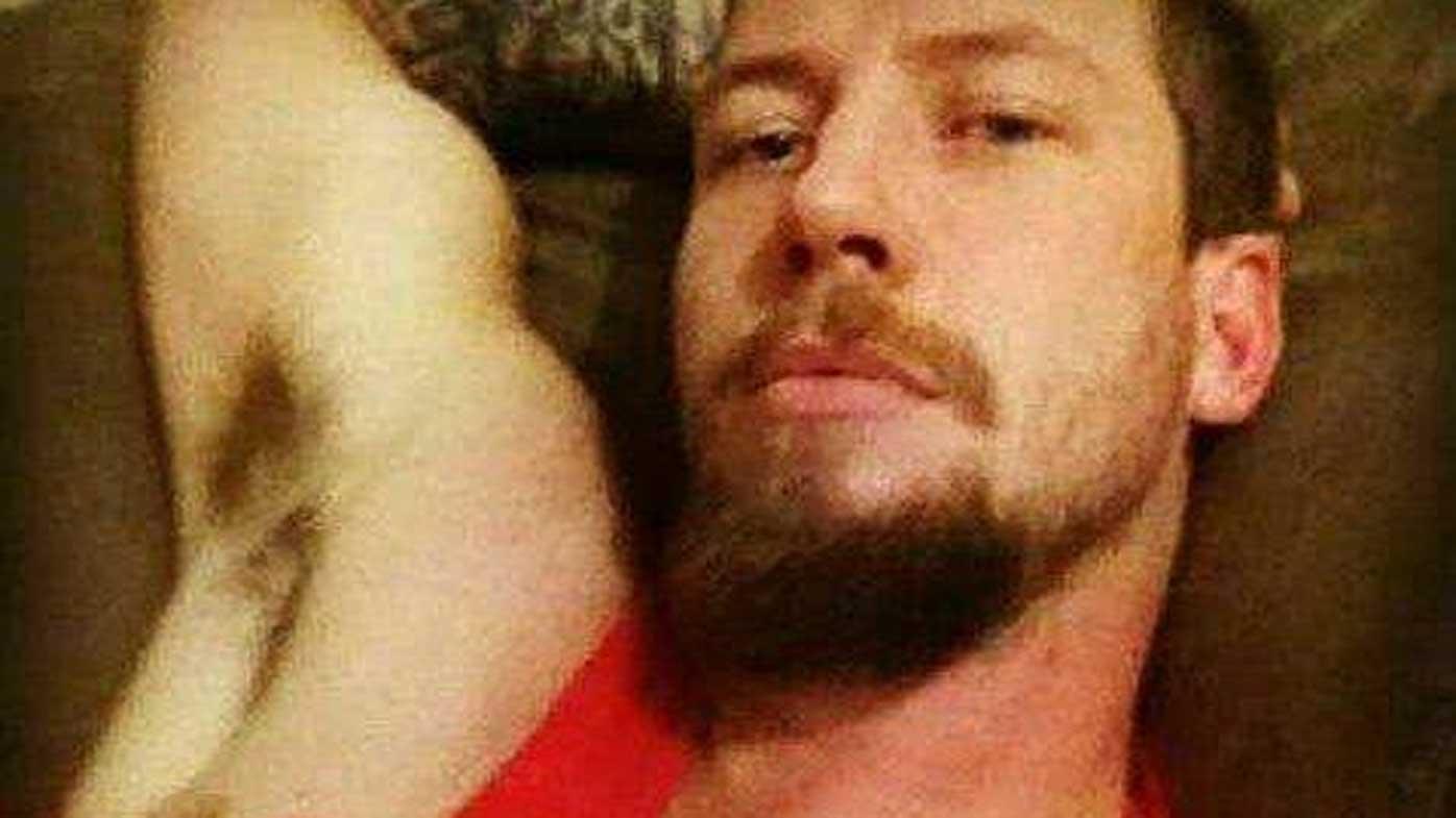 Shaun Davidson in a Facebook profile photo.