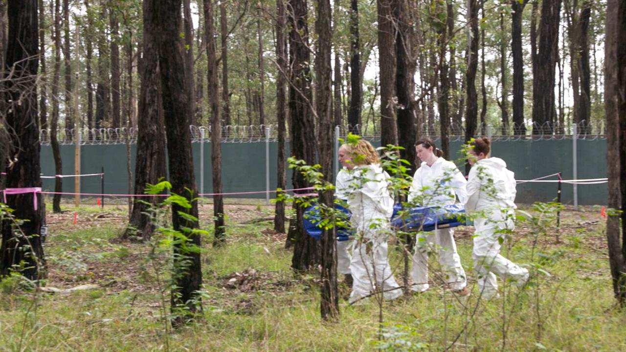 australia body farm