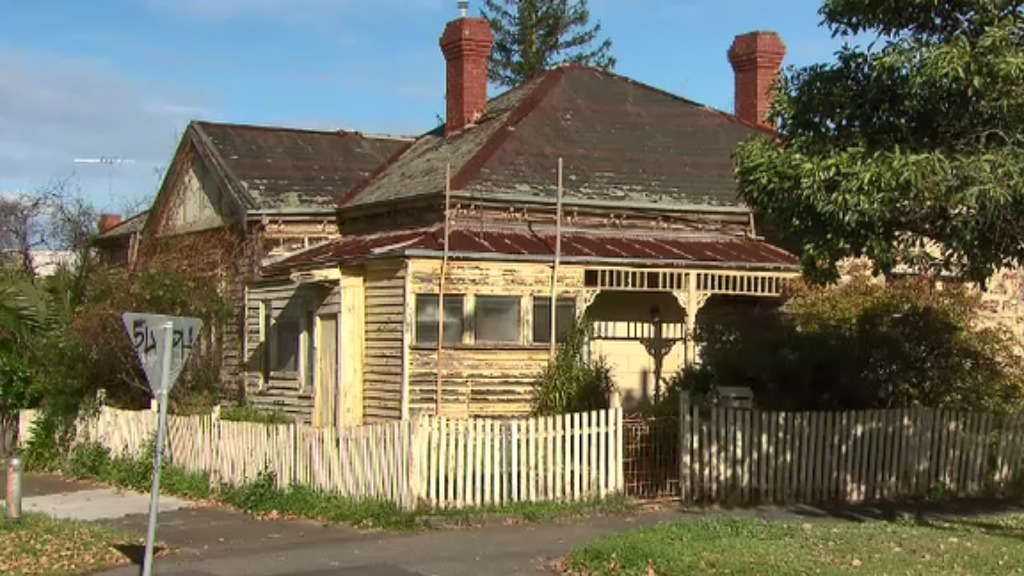 Woman trapped under Melbourne house for four days