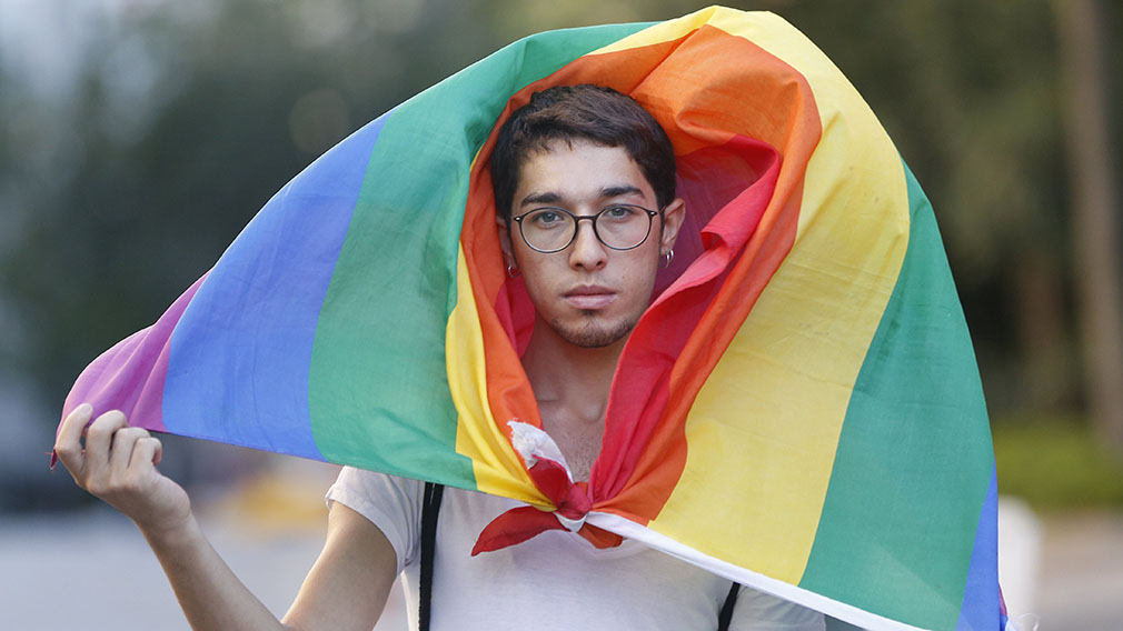 Homosexuality is legal but gay people in Turkey regularly complain of harassment and abuse. (AAP)