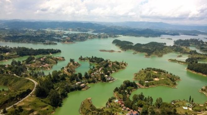 The Penol reservoir. (TripAdvisor)