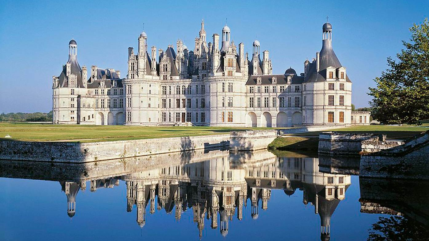 The Next 100 Years >> Take a look at Chateau de Chambord's lavish garden restoration