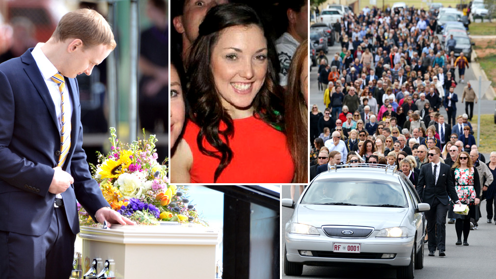 Kirsty Boden funeral: Hundreds farewell 'angel' nurse killed in London attack