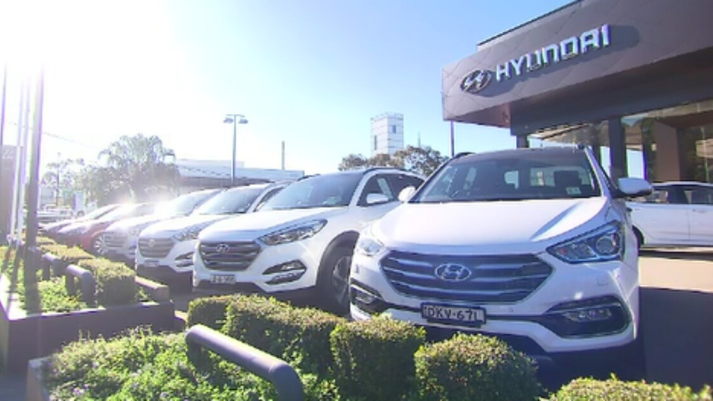 June is the biggest sales month for the automotive industry, with 120,000 vehicles sold across Australia.