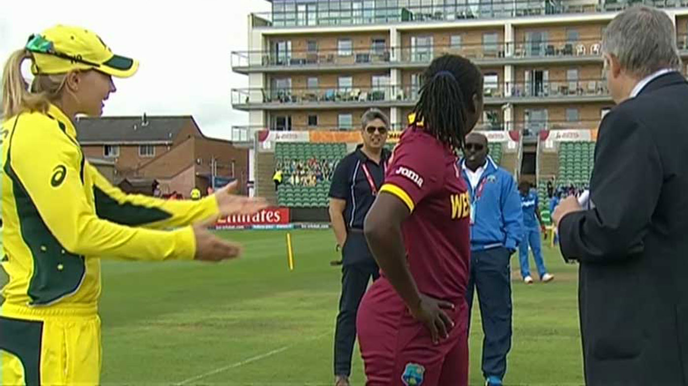 West Indies pull a swifty against Aussies at women's World Cup