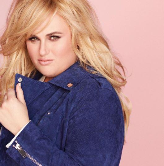 Rebel Wilson launches plus-size fashion range
