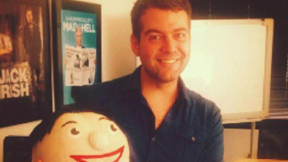 ABC publicist Chris Chamberlin dies on holiday in India