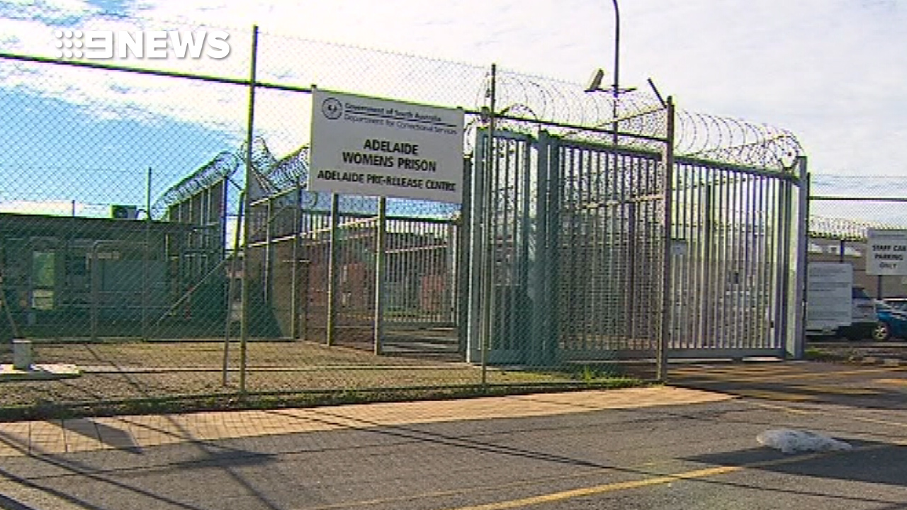 The Northfield Women's Prison. (9NEWS)
