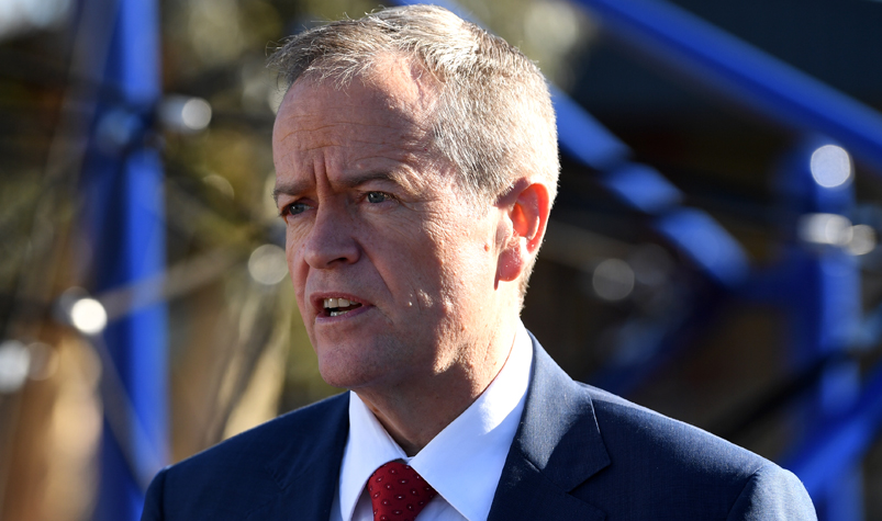 Shorten promises national republic vote
