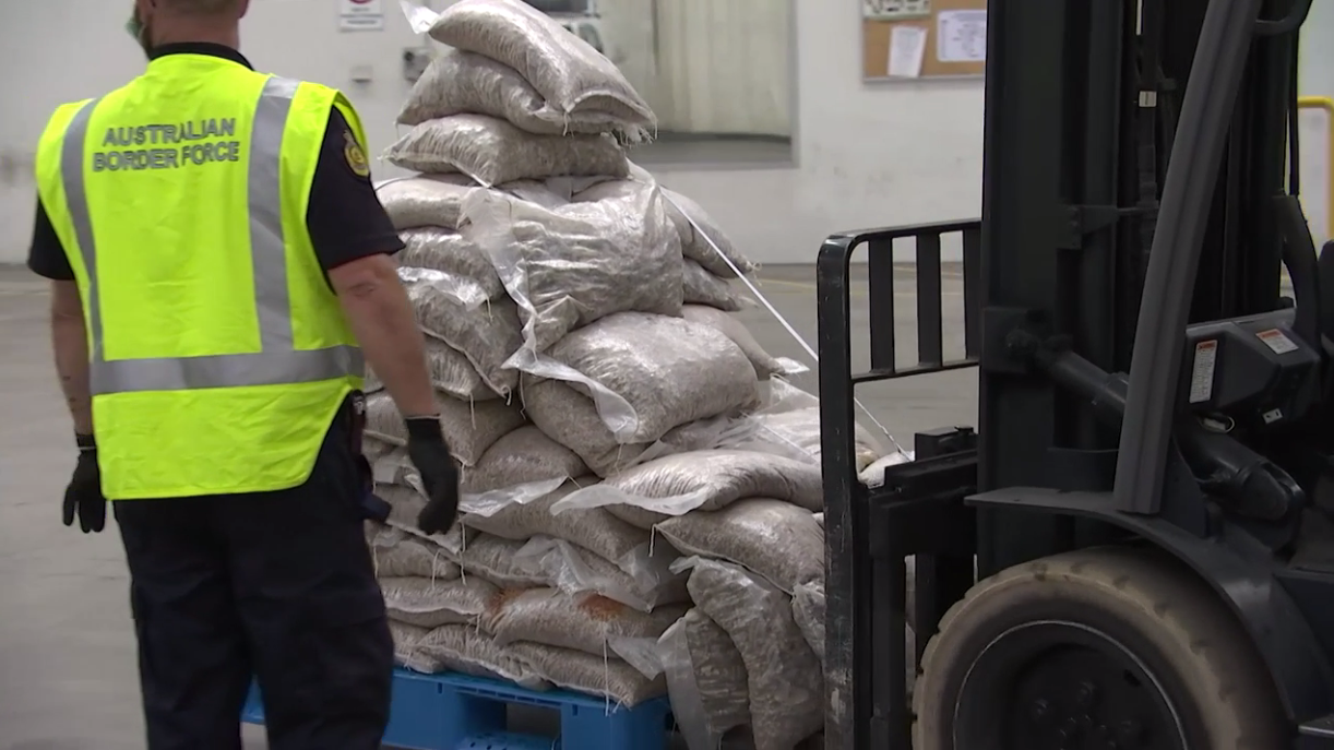 Inquiries revealed plans for large-scale importation of border controlled drugs. (NSW Police)