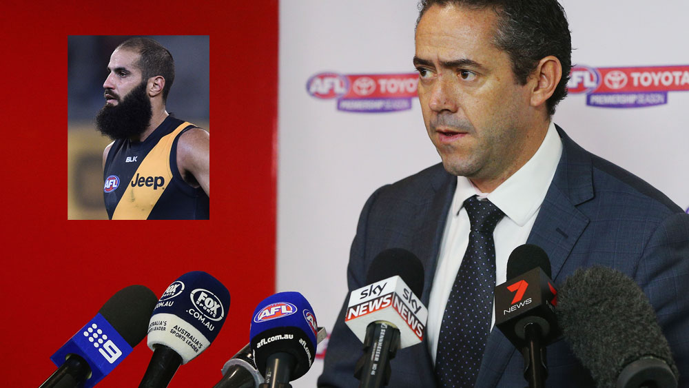 AFL to appeal 'manifestly inadequate' ban given to Richmond player Bachar Houli