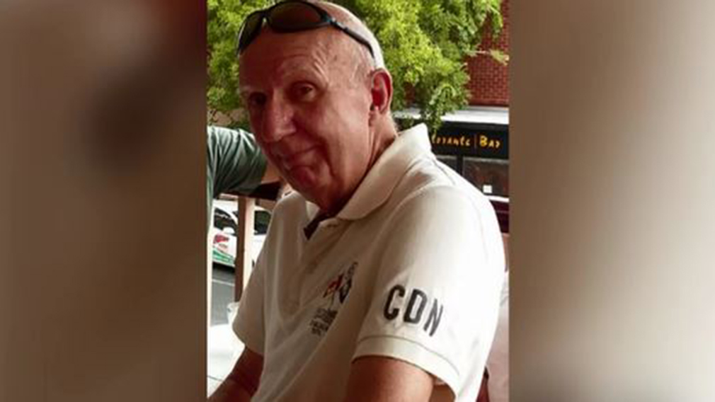 Peter Hoffman, 68, was found stabbed to death in his car in Maroubra. (New South Wales Police)