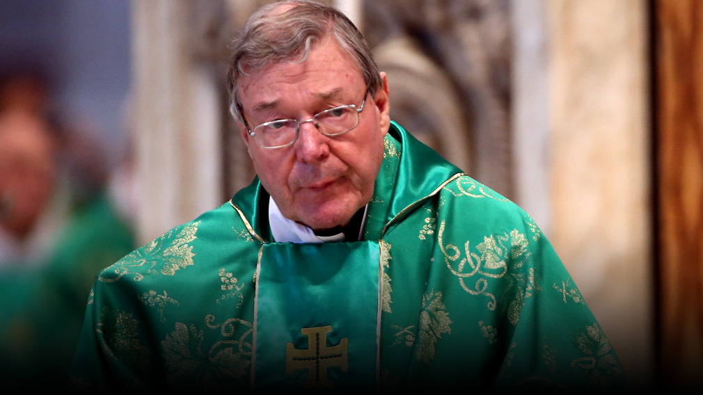 Cardinal George Pell to face historical sex offence charges