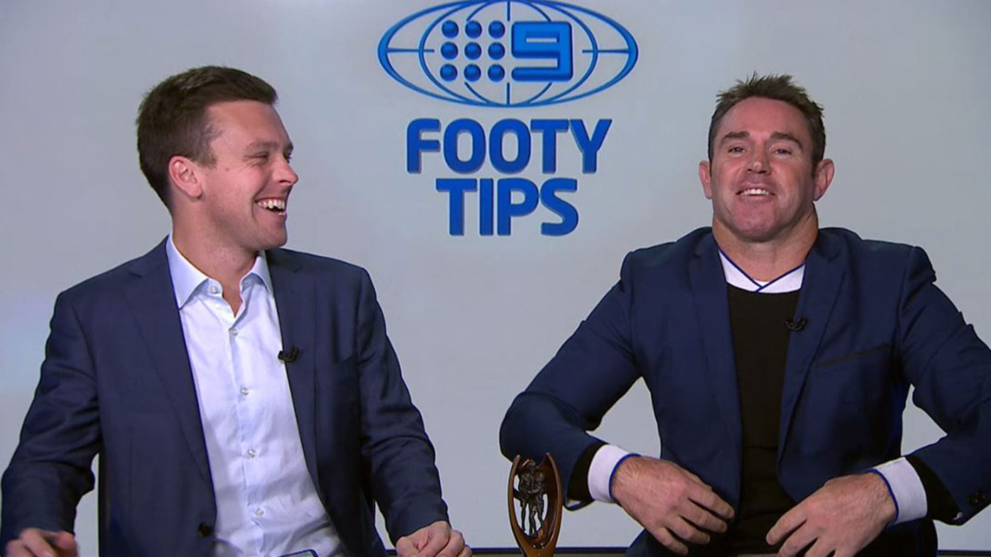 Brad Fittler's hilarious impersonation of Andrew Johns