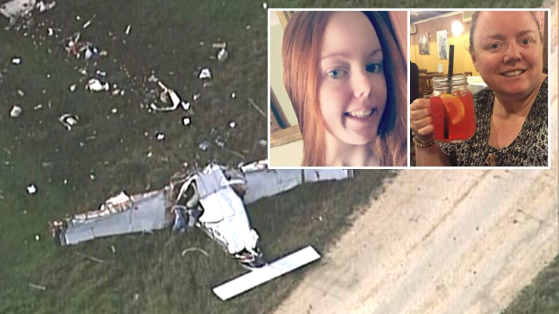 Adelaide mother and daughter among three killed in plane crash