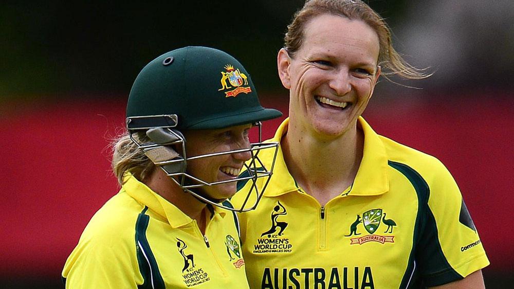 Mighty Meg inspires Australia to big win