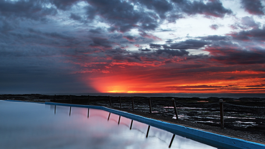 Feeling gloomy? Sydney and Canberra just shivered through the latest sunrise of the year