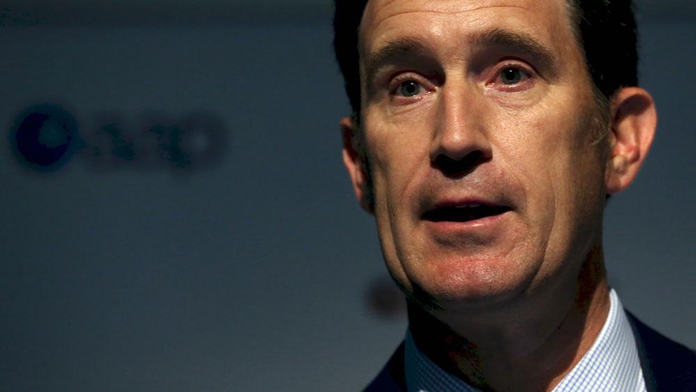 Cricket Australia boss James Sutherland. (AAP)