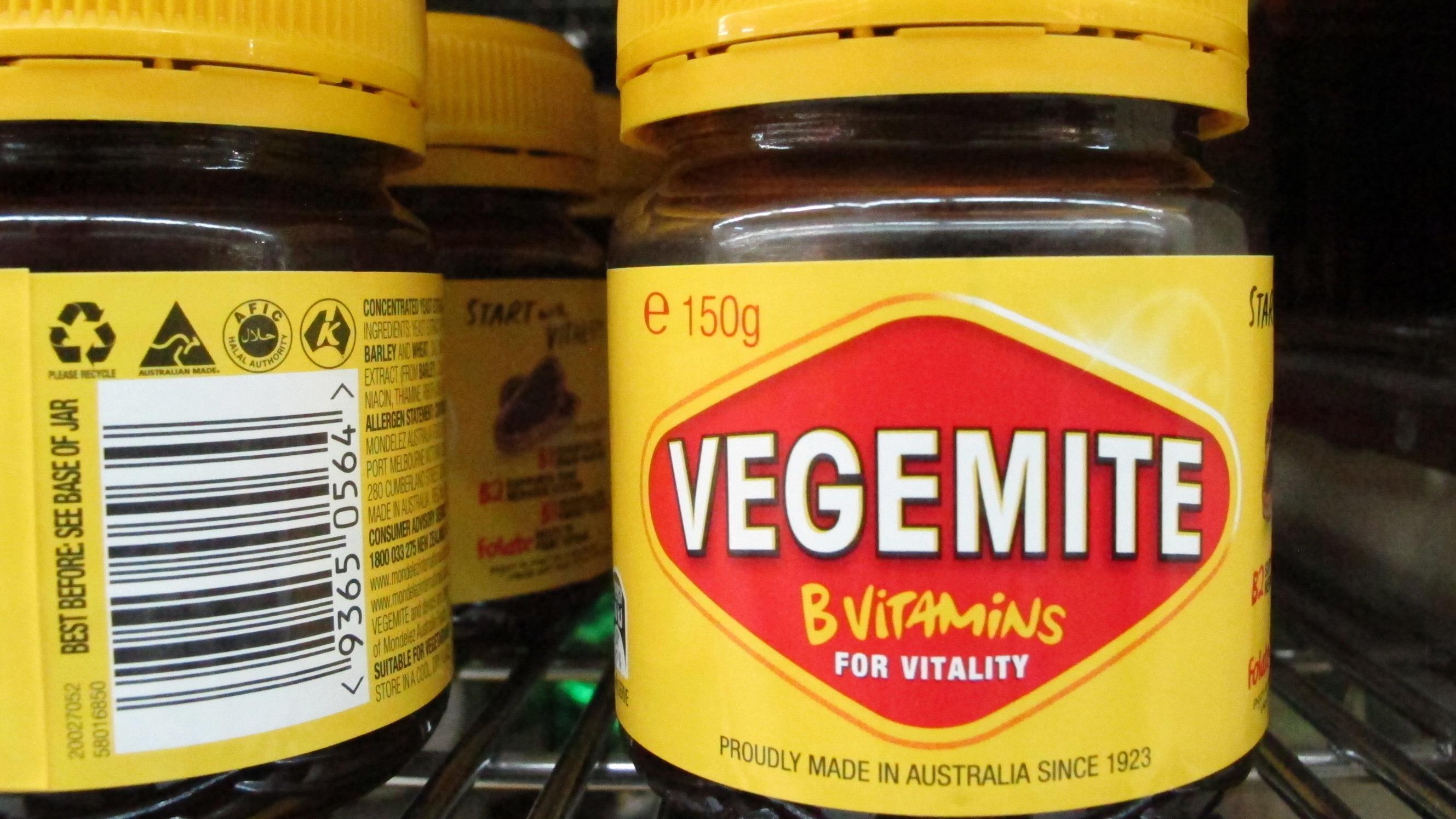 Ransomware stops Vegemite from becoming Australian again
