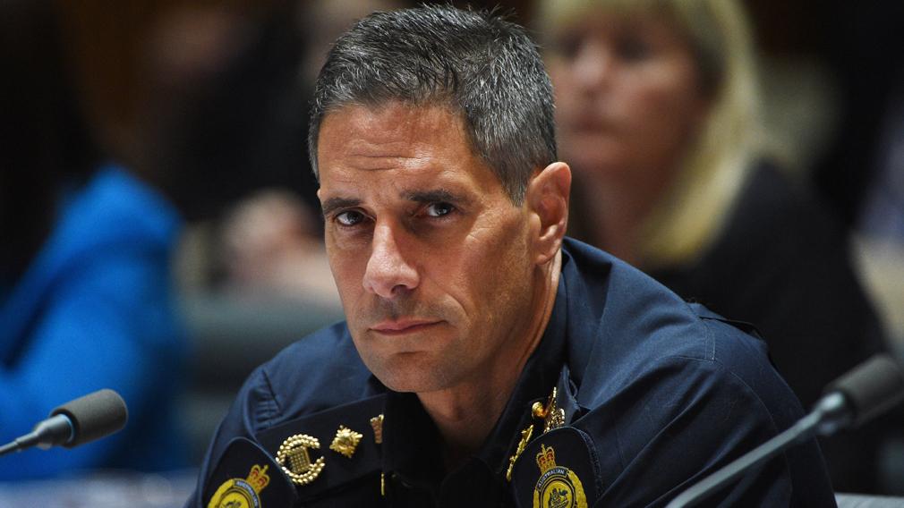 Australian Border Force boss Roman Quaedvlieg 'on leave' amid probe
