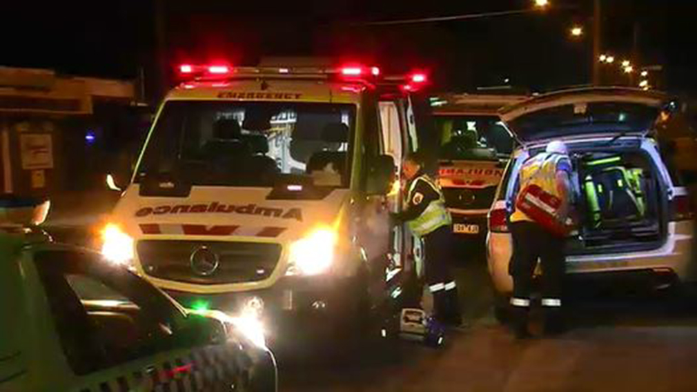 Police are investigating the circumstances surrounding the shooting. (9NEWS)