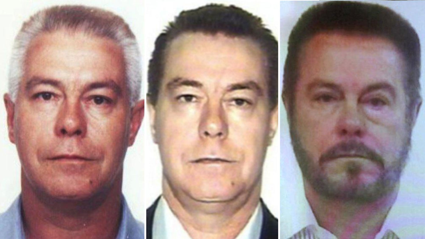 Drug kingpin 'White Head' held after 30 years on run