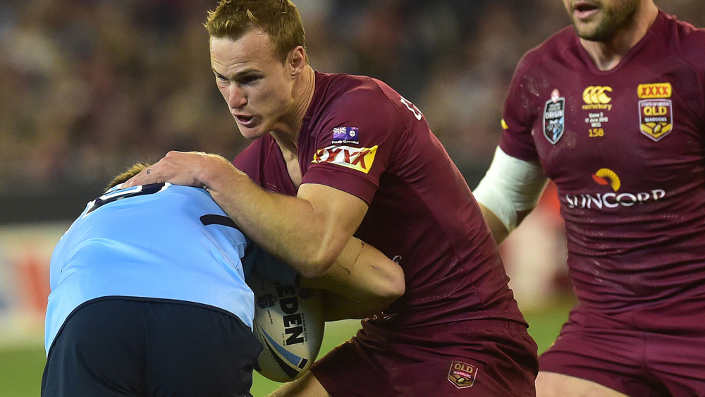 State of Origin: Queensland overlooks Daly Cherry-Evans for game three
