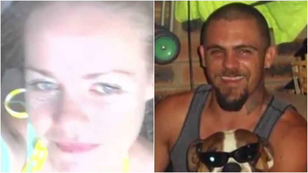 Ingrid Brown and partner Michael Liddell suffered were both taken to hospital following the alleged attack. (9NEWS)