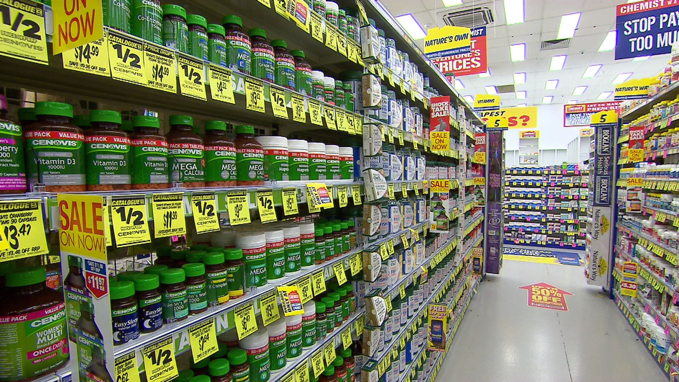 An independent report found prices could vary up to 200 percent between pharmacies.